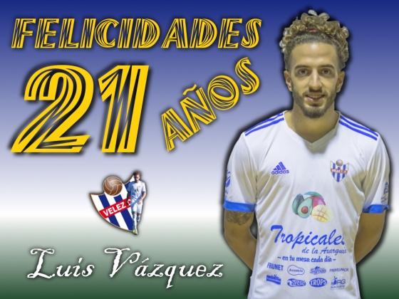 CUMPLE LUIS VAZQUEZ