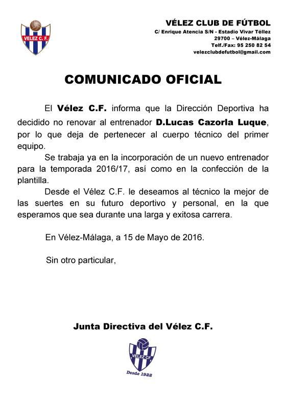 Baja - Lucas Cazorla - Vélez CF-page-001