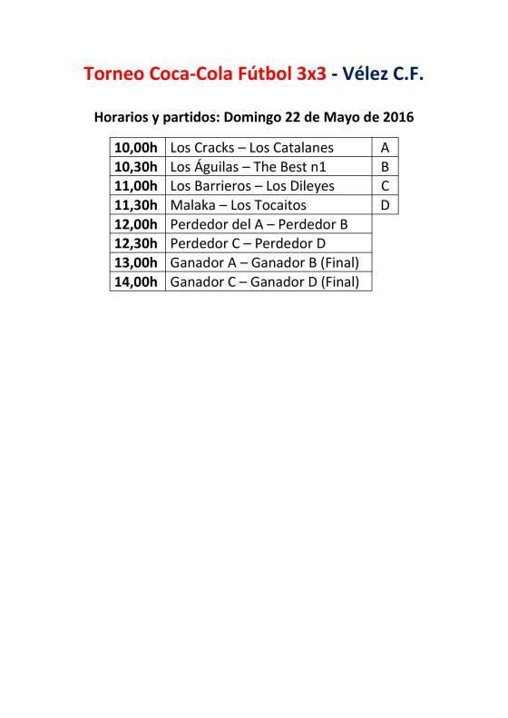 Torneo Coca Cola - Domingo - Previo-page-001