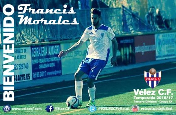 Bienvenido Francis Morales