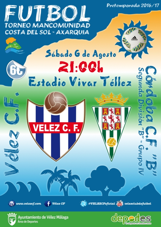 CARTEL vs CORDOBA pretemporada X3 wp