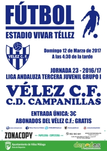 CARTEL vs CAMPANILLAS juvenil X3 wp