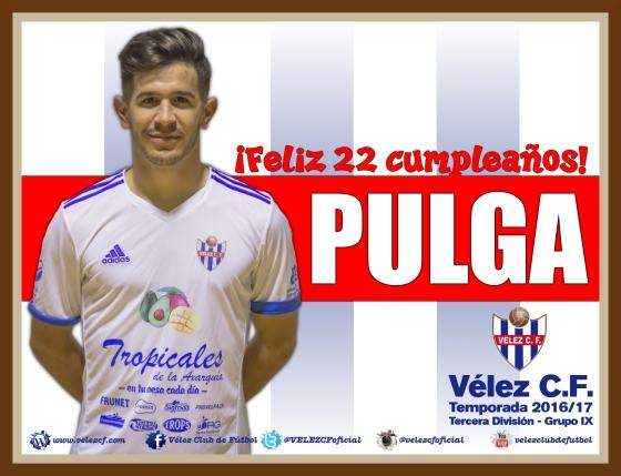 Feliz cumpleaños Pulga