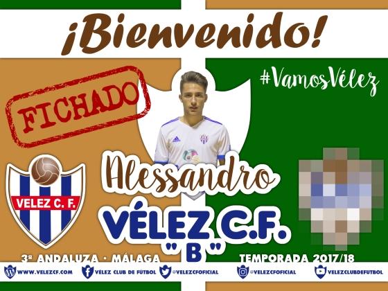 Bienvenido Alessandro FILIAL 95