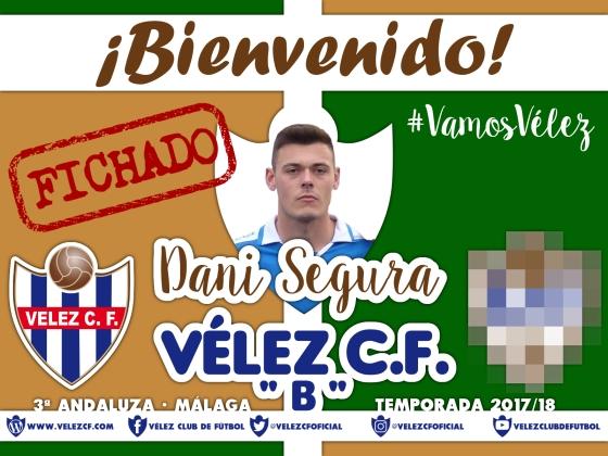 Bienvenido Dani Segura FILIAL 95