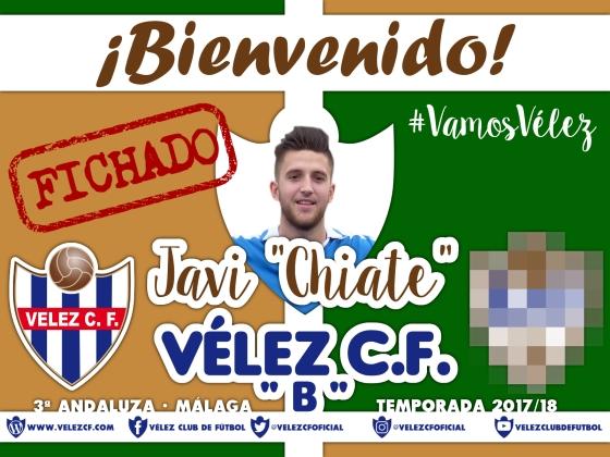 Bienvenido Javi Chiate FILIAL 95