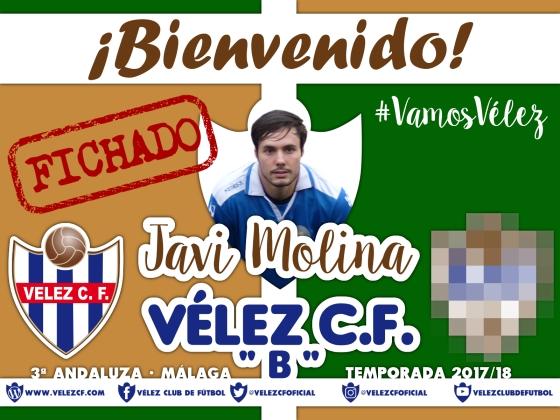 Bienvenido Javi Molina FILIAL 95