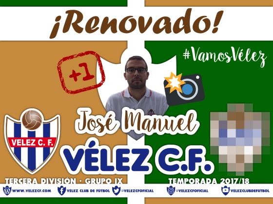 Bienvenido Jose Manuel TERCERA 95