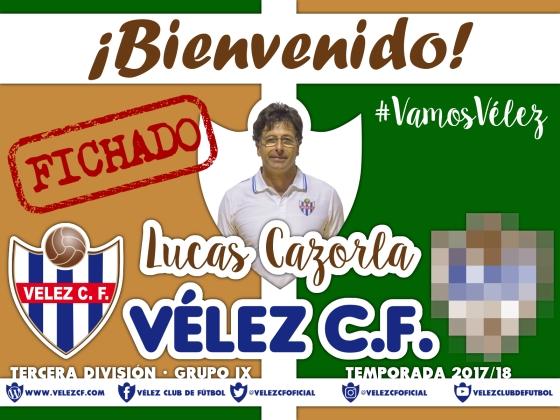 Bienvenido Lucas Cazorla TERCERA 95