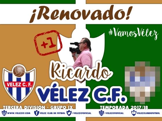 Bienvenido Ricardo TERCERA 95