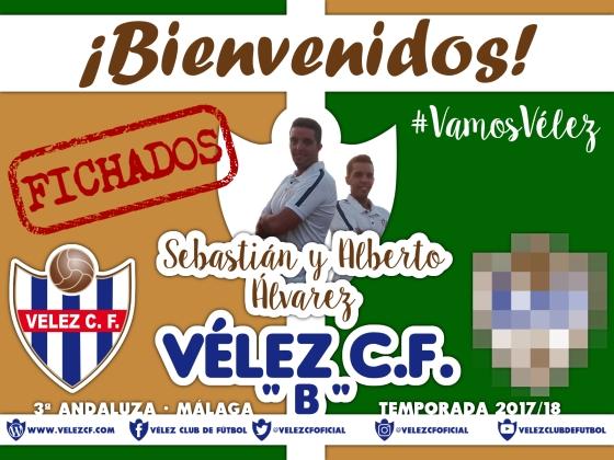Bienvenidos Sebastian y Alberto Alvarez FILIAL 95