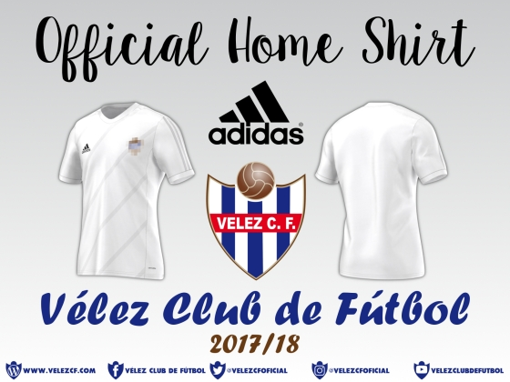 OFFICIAL HOME SHIRT