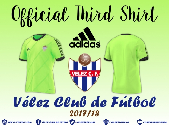 OFFICIAL THIRD SHIRT