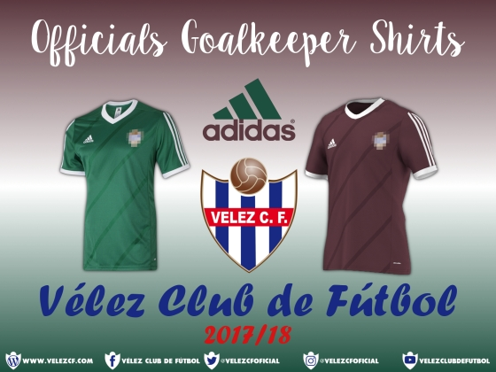 OFFICIALS GOALKEEPER SHIRTS