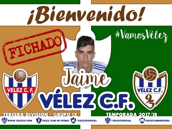 Bienvenido Jaime TERCERA 95