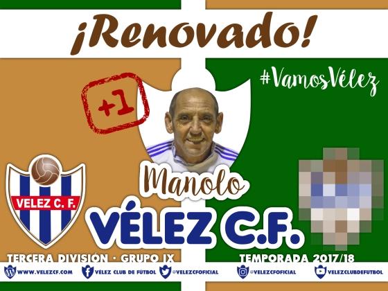 Bienvenido Manolo TERCERA 95
