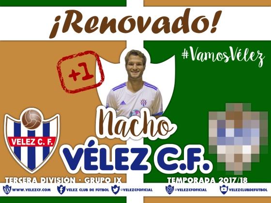 Bienvenido Nacho TERCERA 95