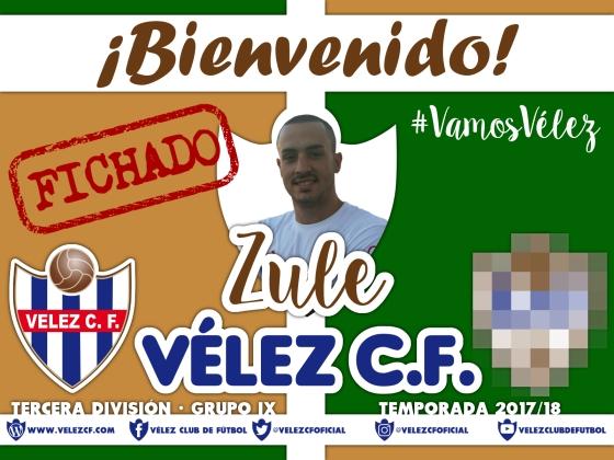 Bienvenido Zule TERCERA 95