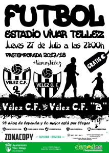 CARTEL vs FILIAL pretemporada 95
