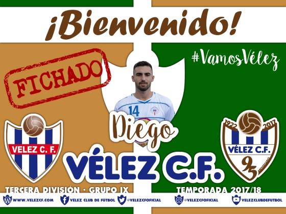 Bienvenido Diego TERCERA 95