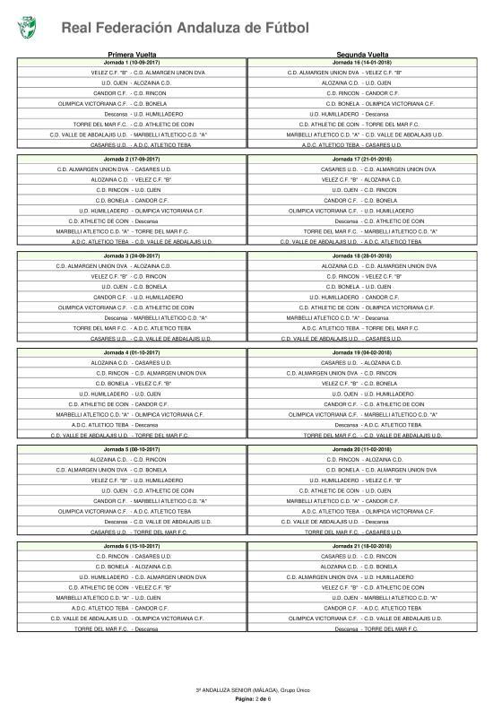 Calendario · Tercera Andaluza Senior · 2017-18-page-002