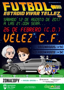 CARTEL vs 26 DE FEBRERO pretemporada 95