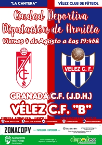 CARTEL vs GRANADA FILIAL pretemporada 95 wp