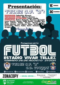 CARTEL vs TORROX filial pretemporada 95 wp