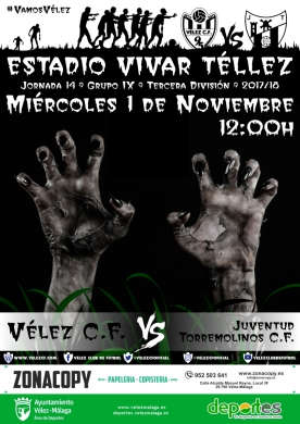 CARTEL vs TORREMOLINOS 95 2 wp