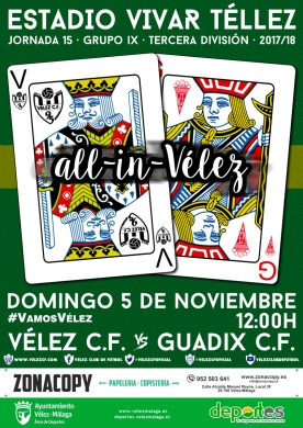 CARTEL vs GUADIX 95 1 wp