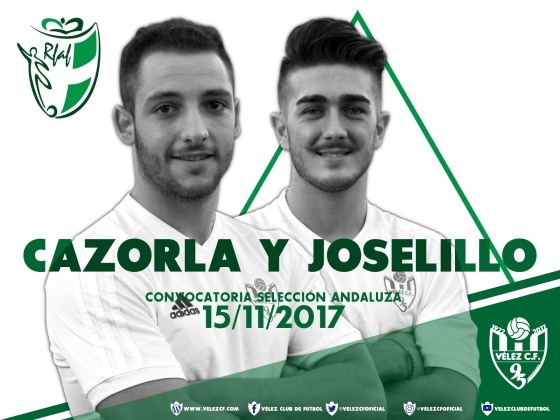 CAZORLA Y JOSELILLO SELECCION