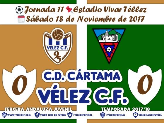 vs cartama j11 Resultado JUVENIL 95 Liga