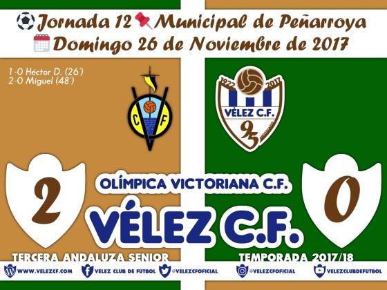vs olimpica j12 Resultado FILIAL 95 Liga