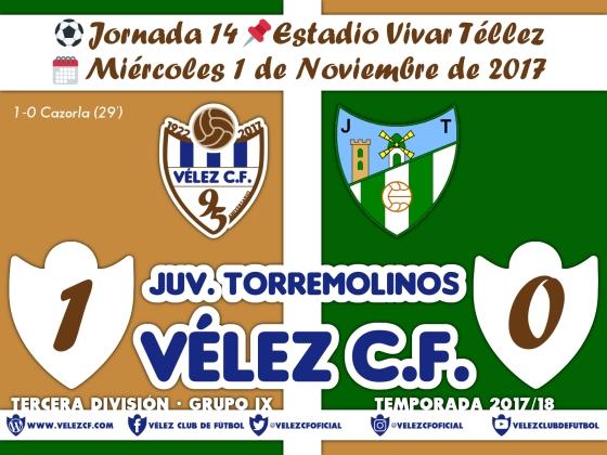 vs torremolinos j14 Resultado TERCERA 95 Liga