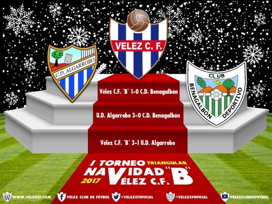 vs triangular navidad Resultado FILIAL 95 Liga