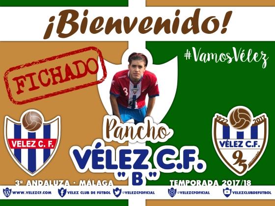Bienvenido Pancho FILIAL 95
