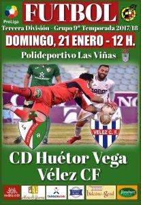 CARTEL vs HUETOR VEGA 95 fuera 1