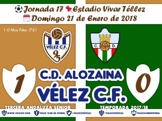 vs alozaina j17 Resultado FILIAL 95 Liga