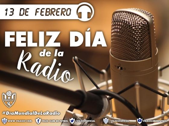 FELIZ DIA DE LA RADIO 95