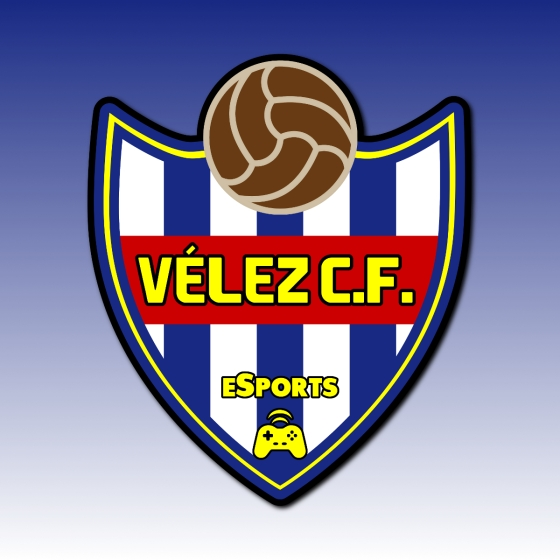 ESCUDO VELEZ CF ESPORTS redes sociales