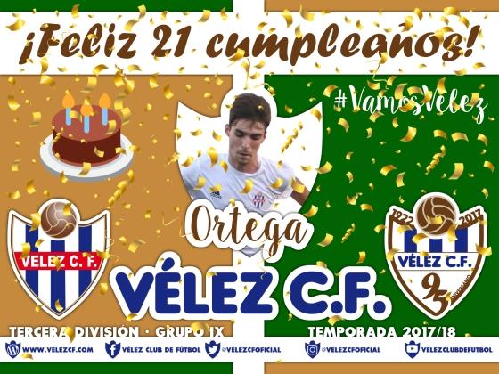 Feliz cumpleaños Vélez Ortega TERCERA 95