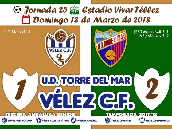 vs torre j25 Resultado FILIAL 95 Liga