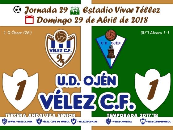 vs ojen j29 Resultado FILIAL 95 Liga