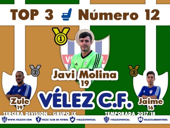 TOP 3 TERCERA 95 banquillo