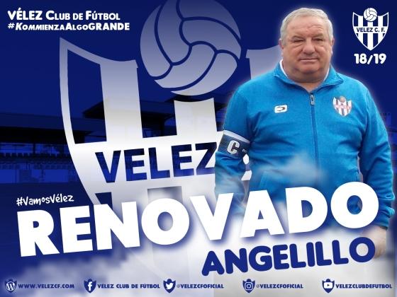 RENOVADO Angelillo VELEZ CF K