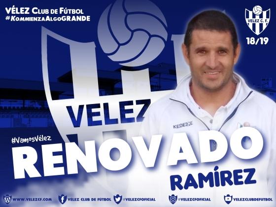 RENOVADO Ramírez VELEZ CF K