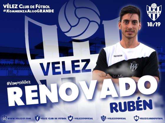 RENOVADO Rubén VELEZ CF K