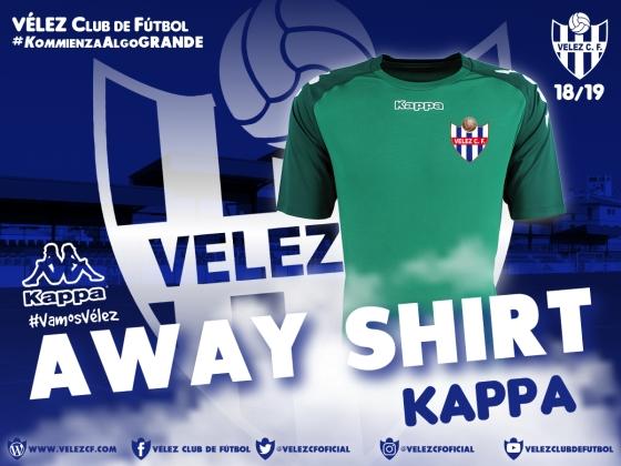 BIENVENIDO Away Shirt VELEZ CF K