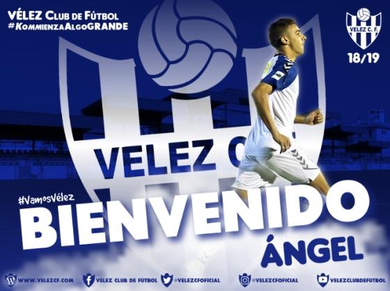 BIENVENIDO Ángel VELEZ CF K