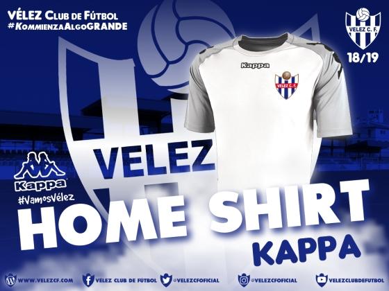 BIENVENIDO Home Shirt VELEZ CF K